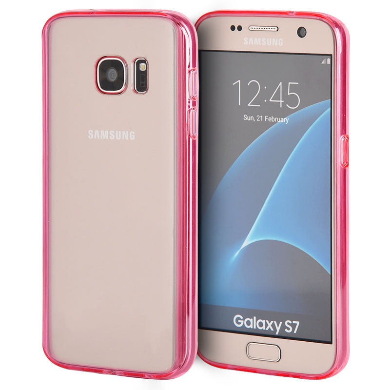 Samsung Galaxy S7 Fusion Candy TPU Case