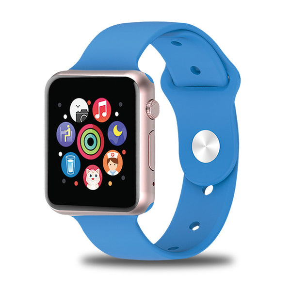 GU08s Bluetooth Smart Watch for iOS and Android