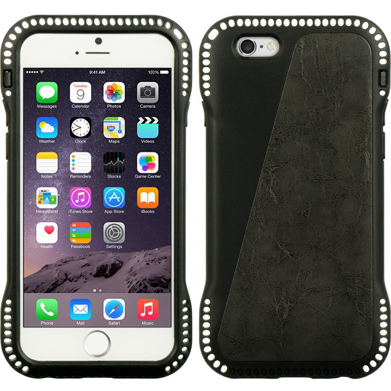 Apple iPhone 6/6S High-End Crystal Skin Case