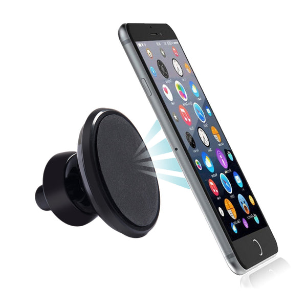 Premium Universal Air Vent Grade A Magnetic Car Mount Holder With Rotatable Joint