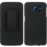 Samsung Galaxy S6 Snap On Case With Holster Combo