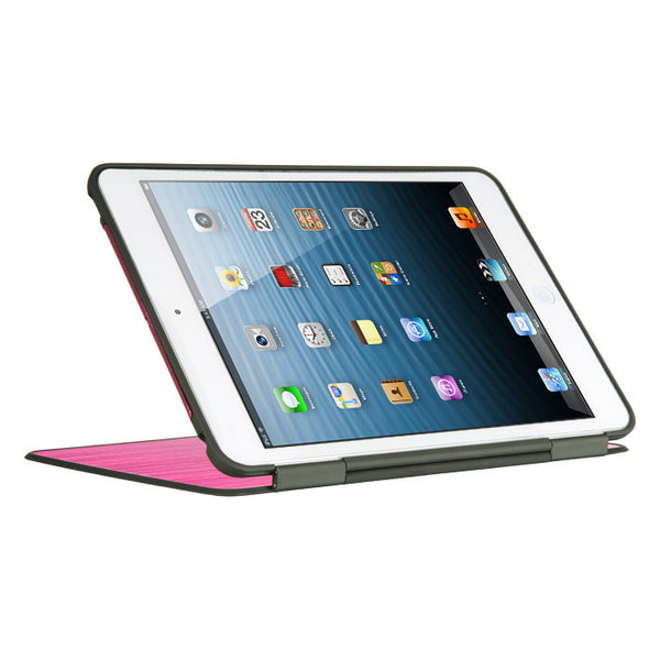 Apple iPad Mini Aluminum Stand Case W/ Sleeper Function