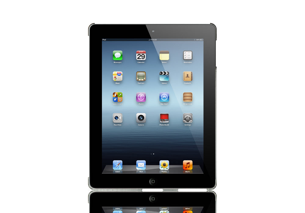 The New iPad 3 2 Crystal Case