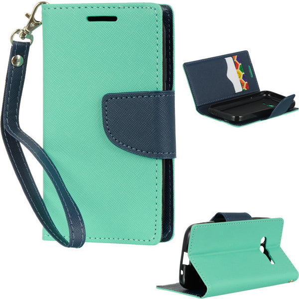 Samsung Galaxy Ace 4 Lite Diary Wallet