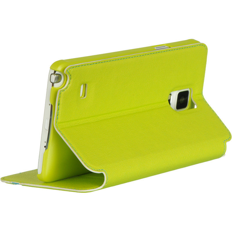 Samsung Galaxy Note 4 Business- Style Stand Wallet Pouch