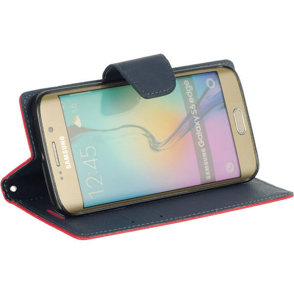 Samsung Galaxy S6 Edge Diary Wallet