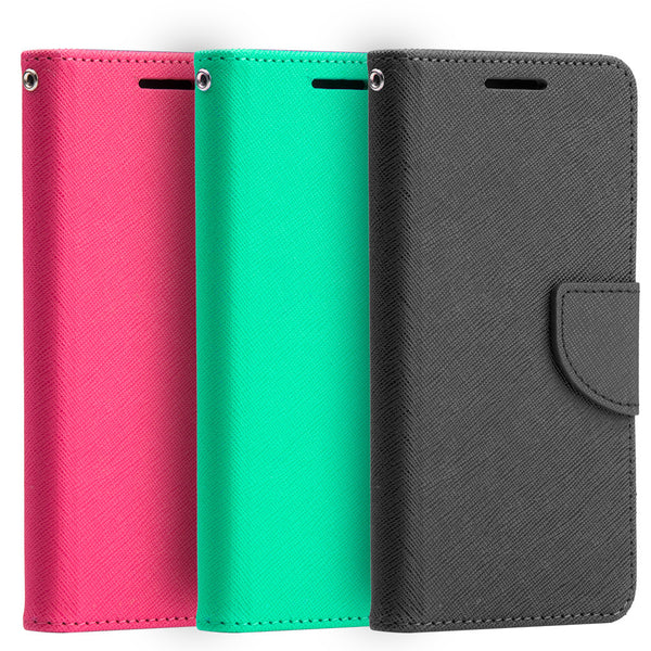 ZTE Grand X4 Diary Leather Wallet Case