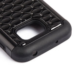 Samsung Galaxy S7 Active Hybrid Studded Diamond Case