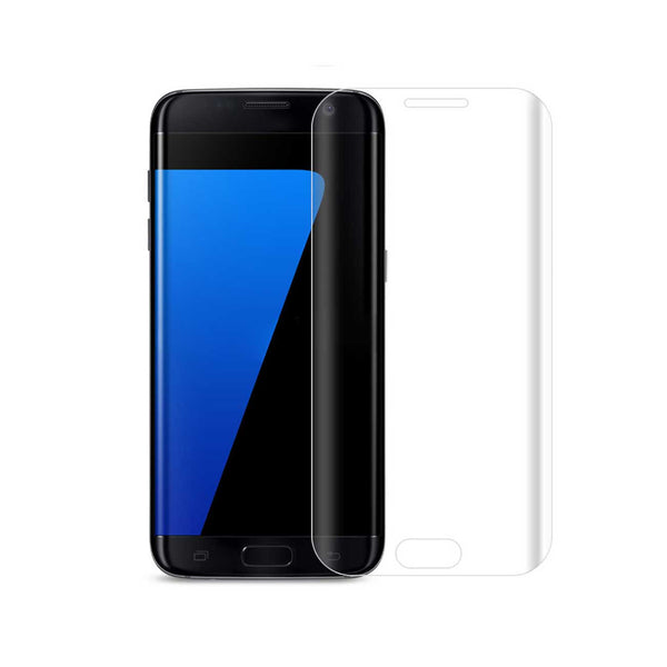 Samsung Galaxy S7 Edge 3D Curved Full Coverage Tempered Glass Screen Protector