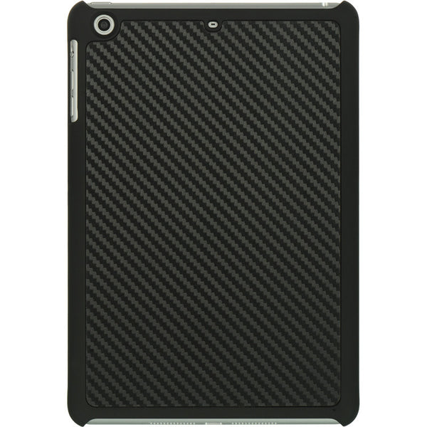 iPad Mini3 Hybrid Case Black TPU Embed Fober Pc