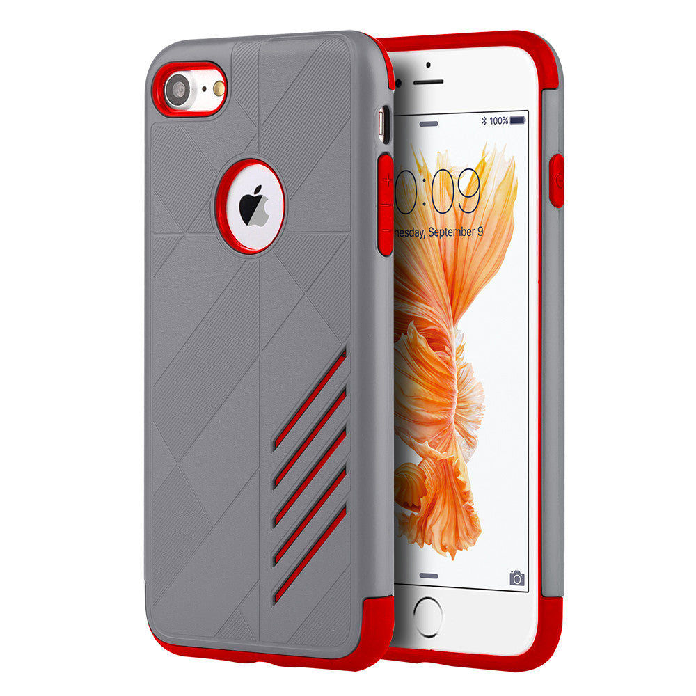 Apple iPhone Movement Hybrid TPU Case and Cover
