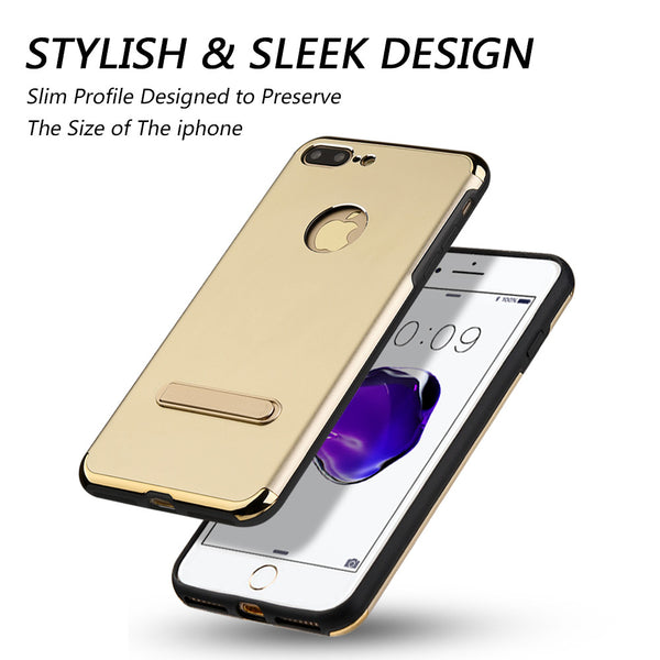 Skyfall iPhone Aluminum Back Mirror Edge Case