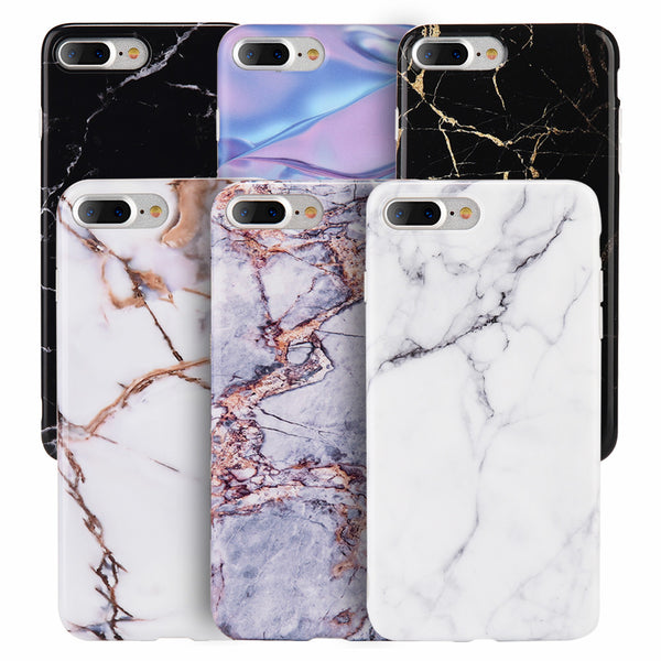 Marble Look iPhone Case