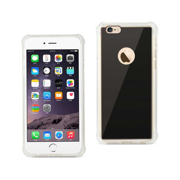 iPhone Cushion Protection Mirror Effect Phone Case