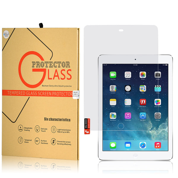 Apple iPad Mini 4 Vision Armor  Light Filter Tempered  Glass