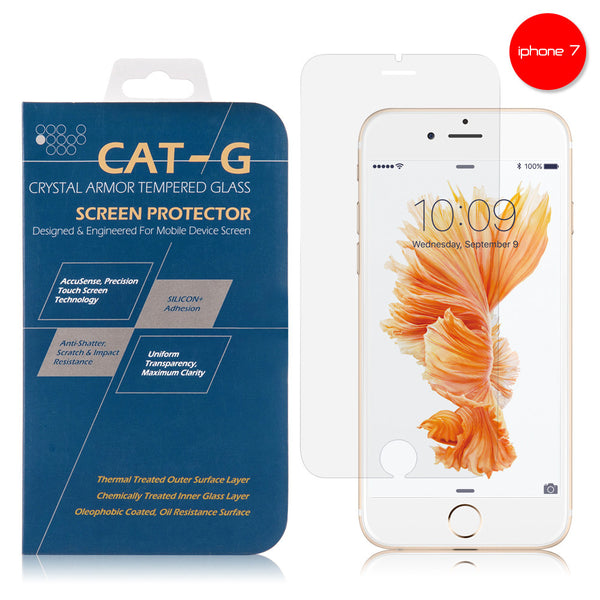 Apple iPhone7 / iPhone 6S / iPhone 6 Tempered Glass