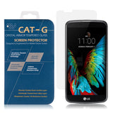 LG K10 Premier Tempered Glass Screen Protector 0.33Mm Arcing