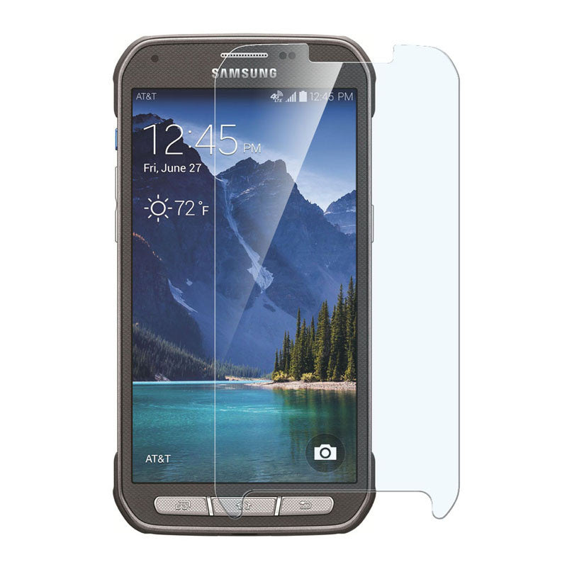 Samsung Galaxy S5 Active Tempered Glass Screen Protector