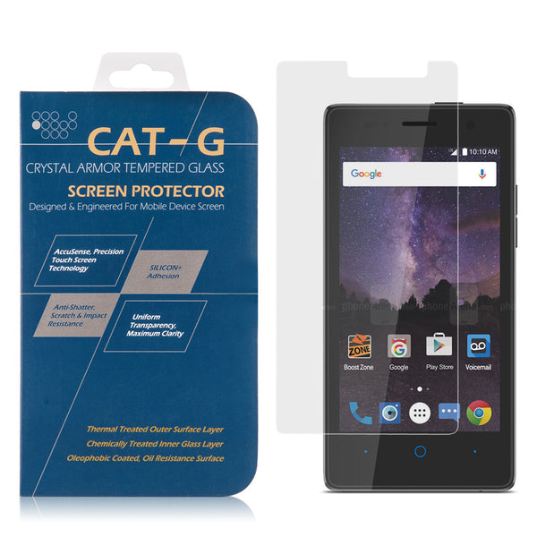 ZTE Tempo Tempered Glass Screen Protector 0.33Mm Arcing