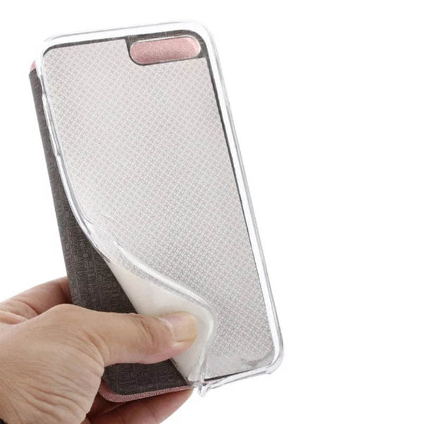 Smart Window View Case For iPhone