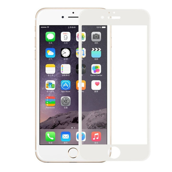 iPhone Curved Tempered Glass w/Glass Edge