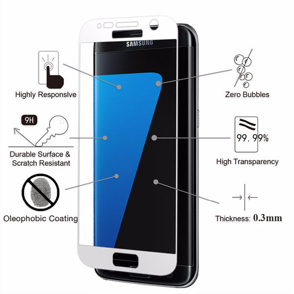 Galaxy S-Series Tempered Glass