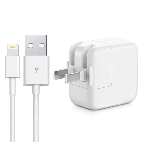 Adaptive Charger w/USB Cable for iPad