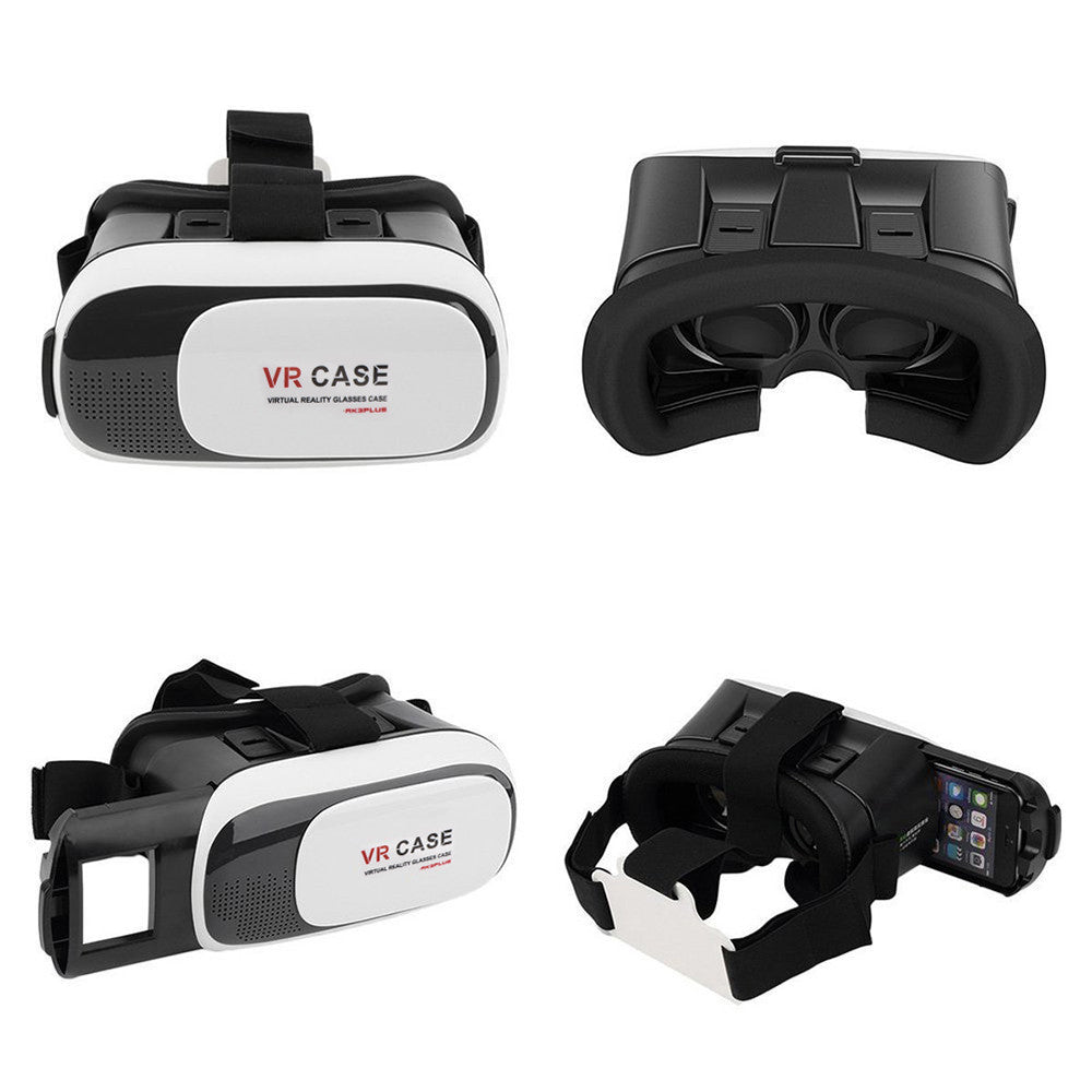 Universal 3D Virtual Reality Headset For Smartphone With 4.5 6