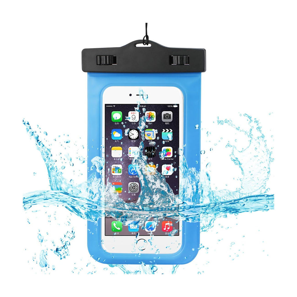 Waterproof Case For iPhone 6/ 6S Plus Or 5.5 Inch Devices With Wrist Strap