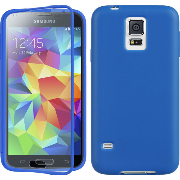 Samsung Galaxy S5 Wrap-Up W/Screen Protector Case