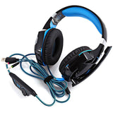 Accessories - Gaming Headset W/ In-Line Sound Control & Mic