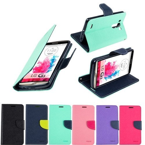 Multi-color Flip Stand LG Case