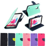 Accessories - LG G3 Colored Flip Stand Case