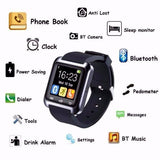 Accessories - U8 Smartwatch For IOS And Android