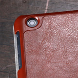 Apple - IPad Air Leather Stand Case