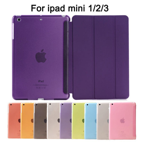 Mini Ultra-Thin Flip iPad Case