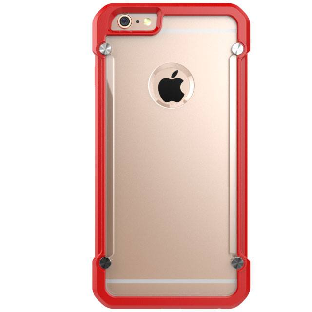 Clear Shock-Proof Armor iPhone Case