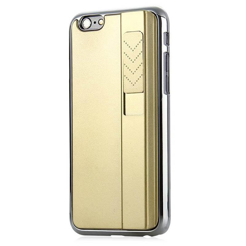 Rechargeable Cigarette Lighter iPhone Case