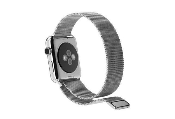 Apple Watch Milanese Stainless Steel Band