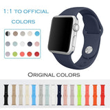 Apple Watch - Apple Watch Silicone Sport Band
