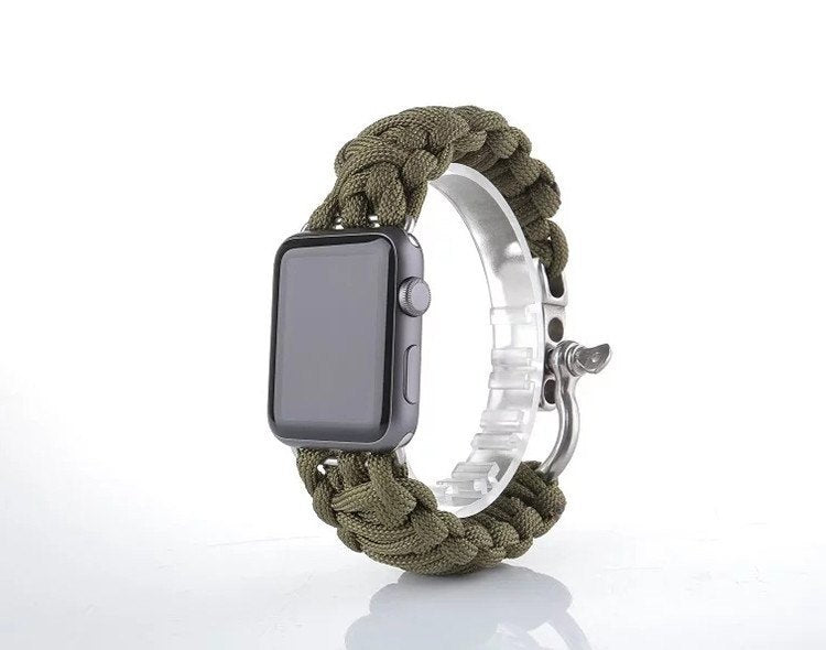 Apple Watch Woven Canvas Band