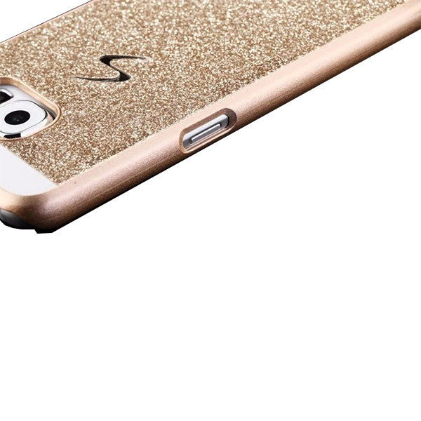 Glitter Bling Hard Plastic Case for Galaxy S Series
