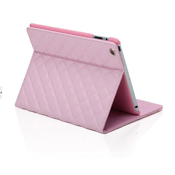 Elegant Tufted iPad Case