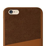 Vintage Hybrid iPhone Case w/Card Slot