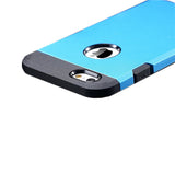 Ultra Thin 2-In-1 Hybrid Armor Case for iPhone