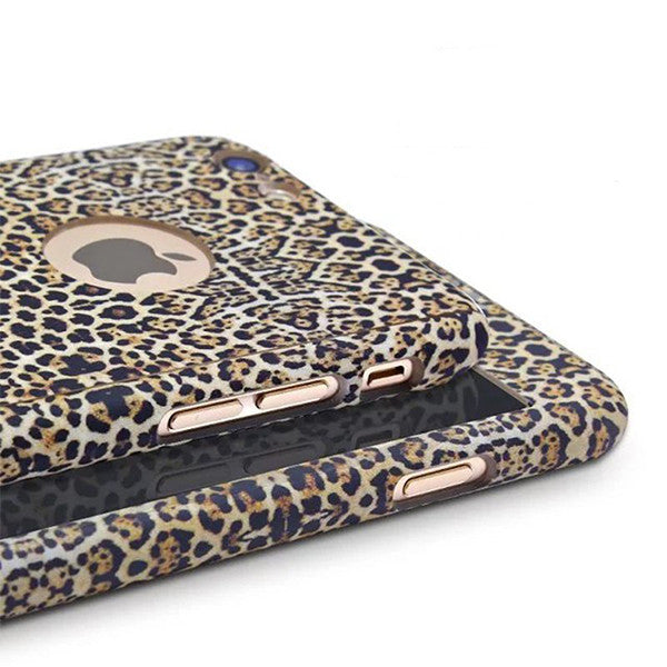 Slim 360 Protection Patterned iPhone Case