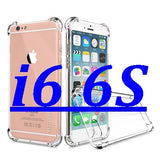 IPhone - Clear Super Anti-Knock Drop-Proof Case