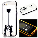 IPhone - Heart Balloon Led Case For IPhone & Samsung Galaxy