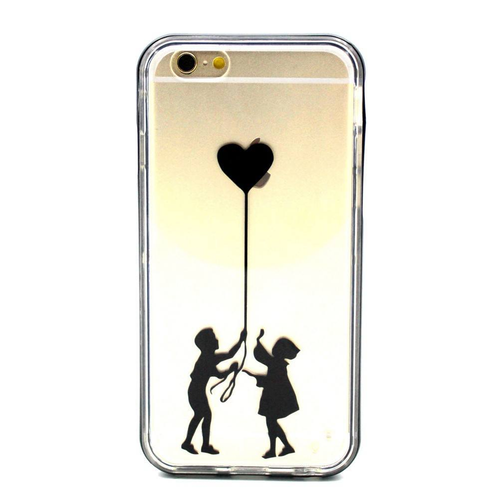 Heart Balloon Led Case for iPhone & Samsung Galaxy