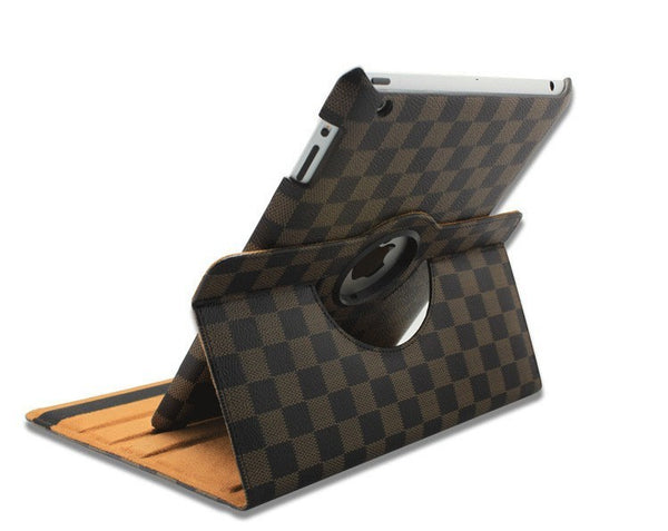 Retro Rotating Slim iPad Case